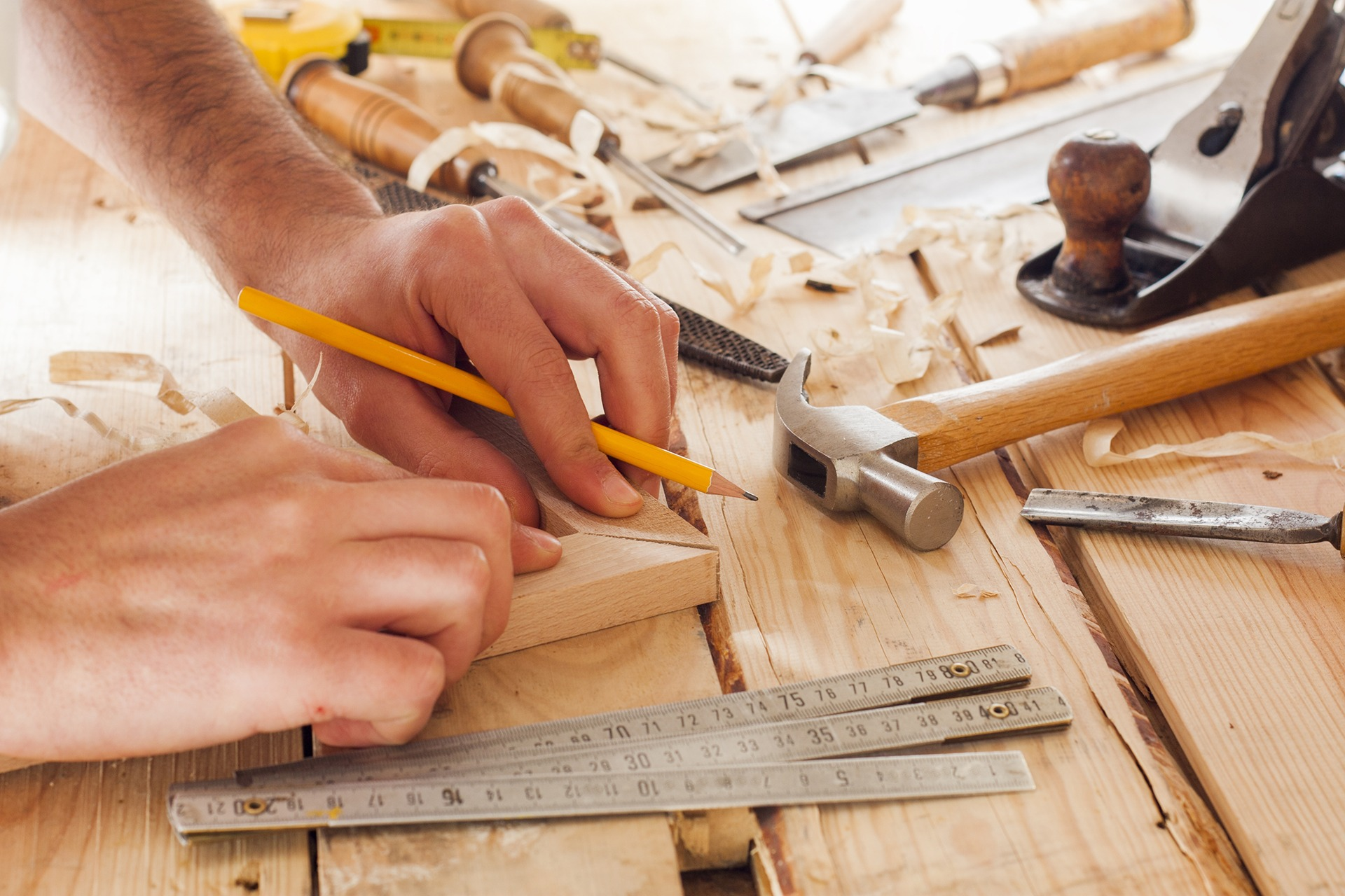 Carpentry<br/>&#038; Joinery